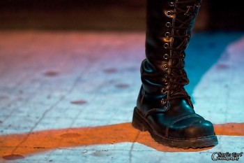Stage Shoes Act 1 Scene 4
